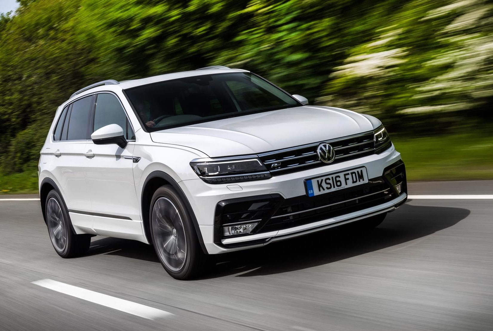 Lease Vw Tiguan New Vw Tiguan Model Is The Most Potent Ever