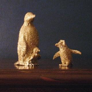 DIY Glitter Animals