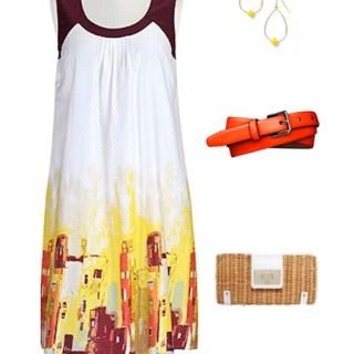 Springing for a Custom Dress