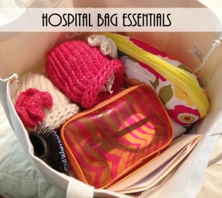Hospital Bag Essentials