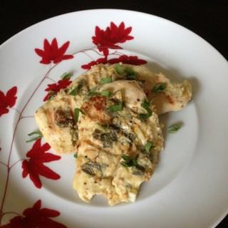 Lemon-Sage Marinated Chicken