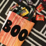 DIY Halloween Trick or Treat Bag