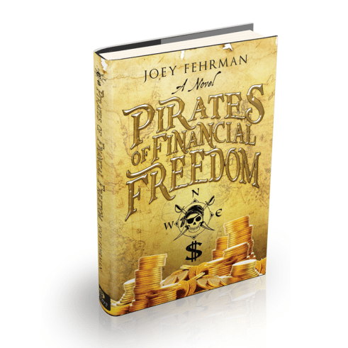 pirates of financial freedom hardcover