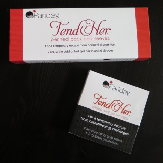 Pariday TendHers review and giveaway - crop