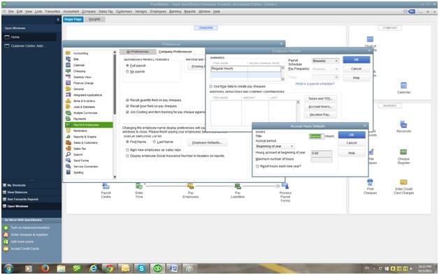 Using Banked Time in QuickBooks Desktop FischBooks