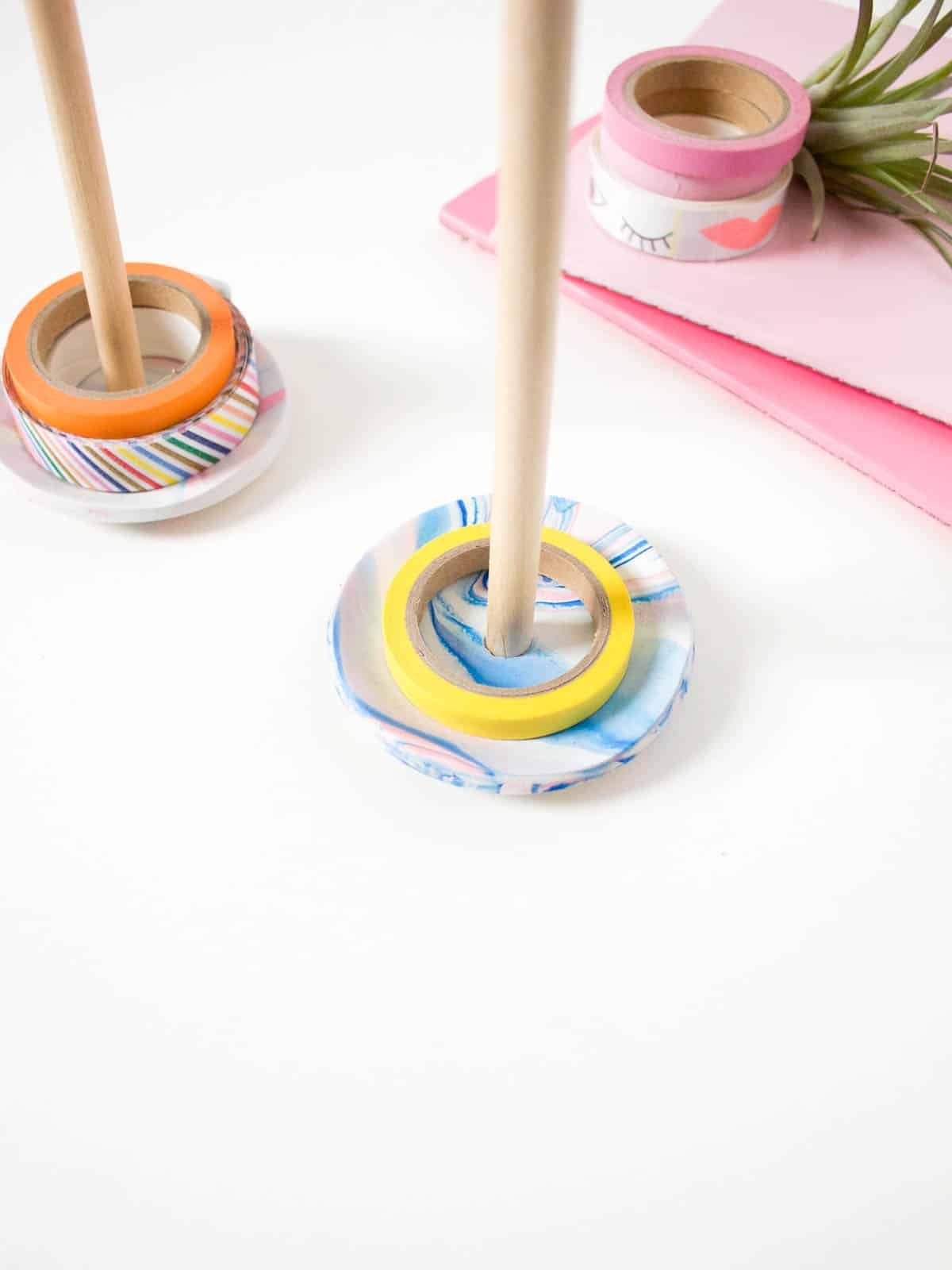 Washi Tape Diy Diy Washi Tape Holder | Fish & Bull