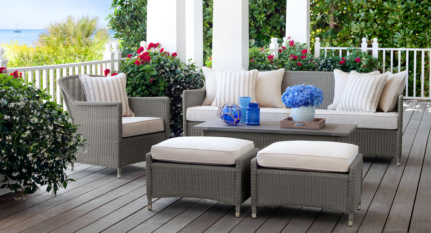 Essentiel Green Salon De Jardin Fishbecks Patio Furniture Store Pasadena