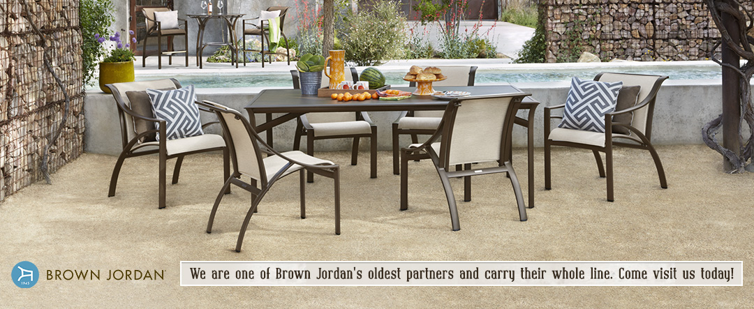 Interior Brown Jordan Patio Furniture Repair Los Angeles
