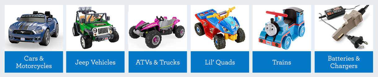 Power Wheels Vehicles For Boys  Girls Fisher-Price