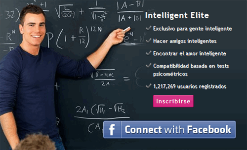 Intelligent Elite, red social para gente inteligente