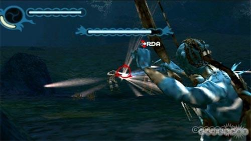Juego para PSP Avatar