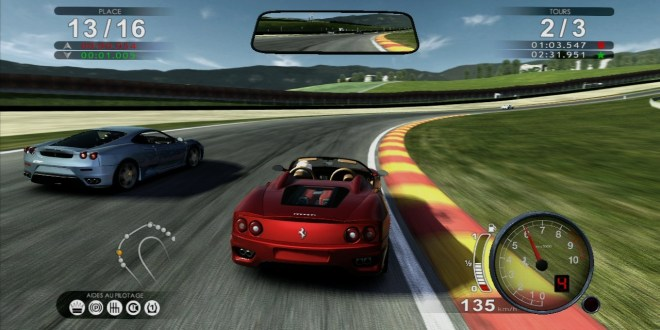 Juegos de coches para sentir la conducción
