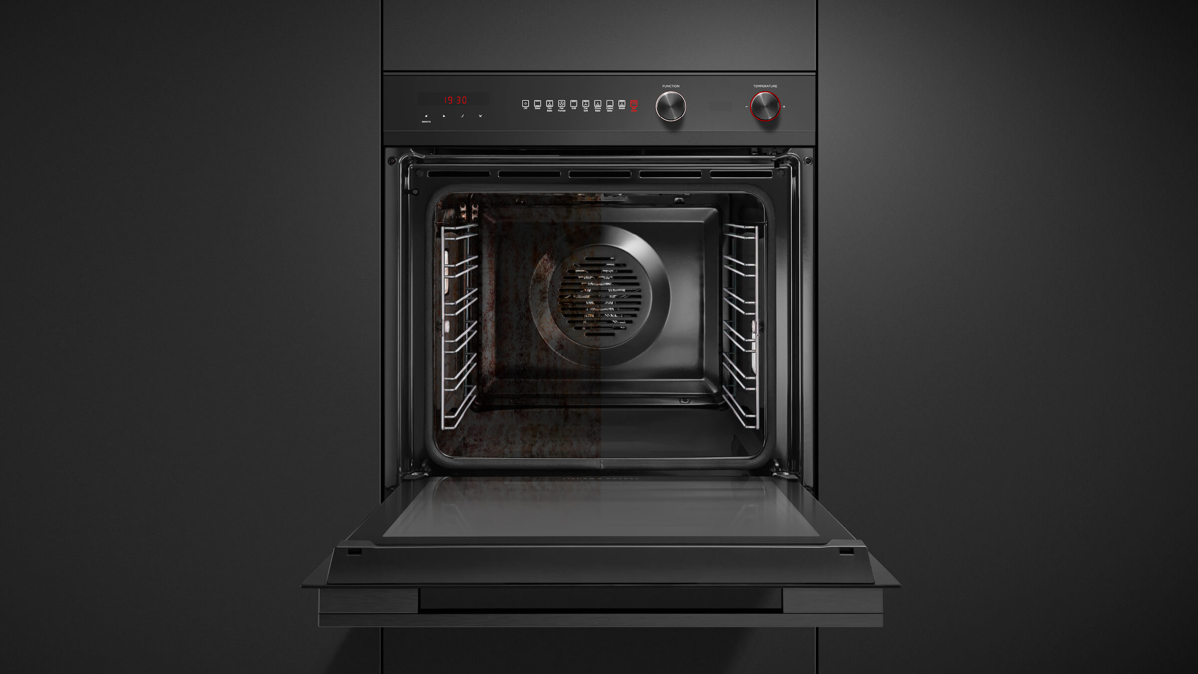 Best Pyrolytic Oven Fisher And Paykel 60cm 9 Function 85l Built In Pyrolytic