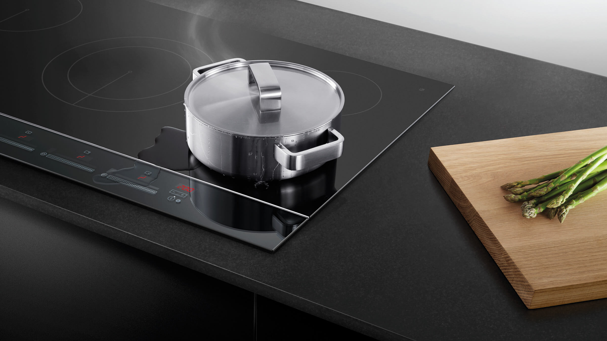 70cm Induction Cooktop Ci704ctb1 Fisher Paykel 70cm 4 Zone Induction Cooktop