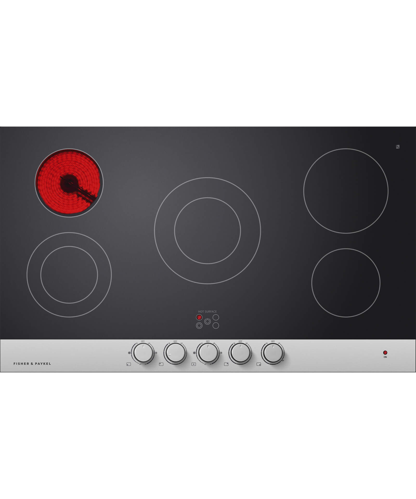Cheap Electric Cooktops Ce365dbx1 N Fisher Paykel 36