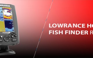 Lowrance Hook 4 Fish Finder Review