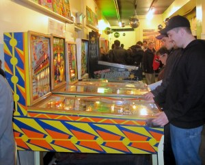 National Pinball Museum Joel Shprentz Photo