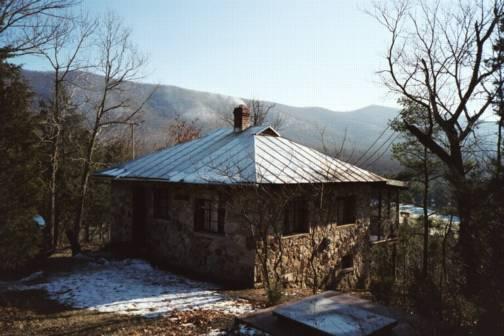 Glass House Patc Cabin : Glass house jewel of the potomac appalachian trail club