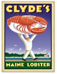 Clyde's Lobster Special
