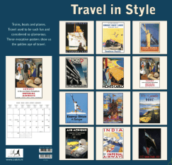 Travel in Style 2014 Calendar