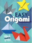Easy Origami Mini Book