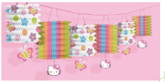 Hello Kitty Paper Lanterns