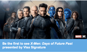Free Screening of X-Men