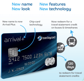 Barclaycard Arrival Plus with Chip and Pin Technology