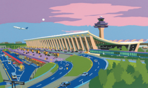 Discounted Parking Options at Dulles International Airport