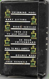 1960's Holiday Inn Soap