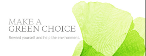 SPG Make a Green Choice