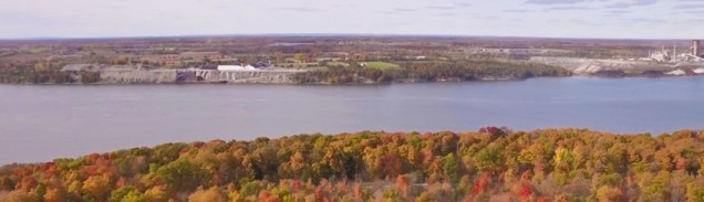 Autumn on the Bay of Quinte