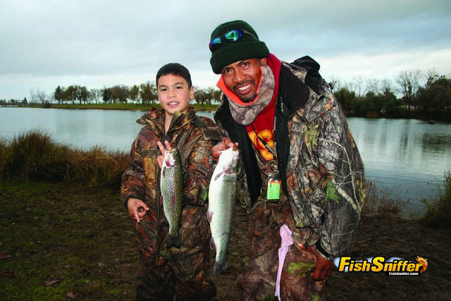 Reports page 11 for Rancho seco fishing