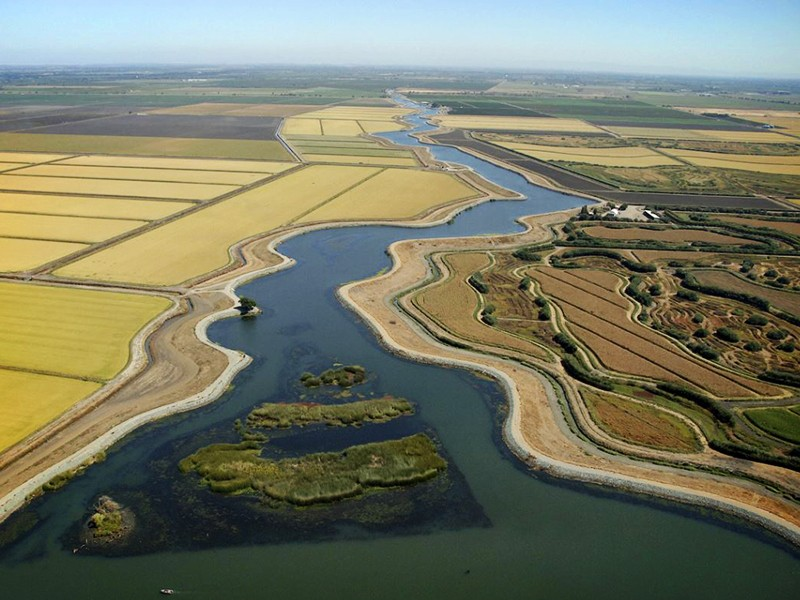 Delta communities submit comments on environmentally unjust California WaterFix