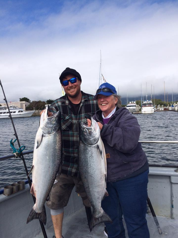 Salmon Fishing Redlines For East Bay Trollers
