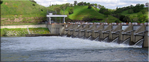 Noaa fisheries central valley pumping operations need to for Nimbus dam fishing