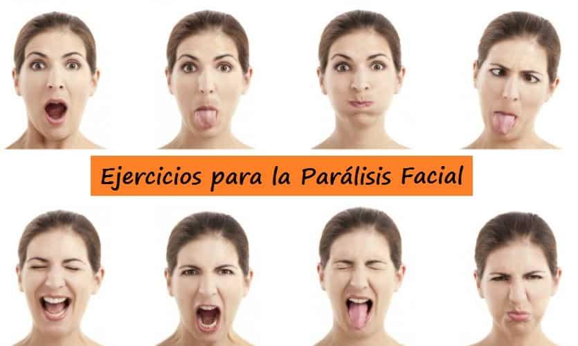 ¿Qué es la PARÁLISIS FACIAL? y VÍDEO con EJERCICIOS