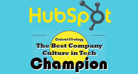 HubSpot Champions Fistful of Talent