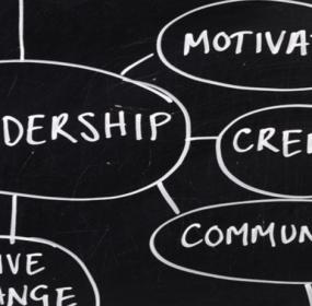 how do you lead