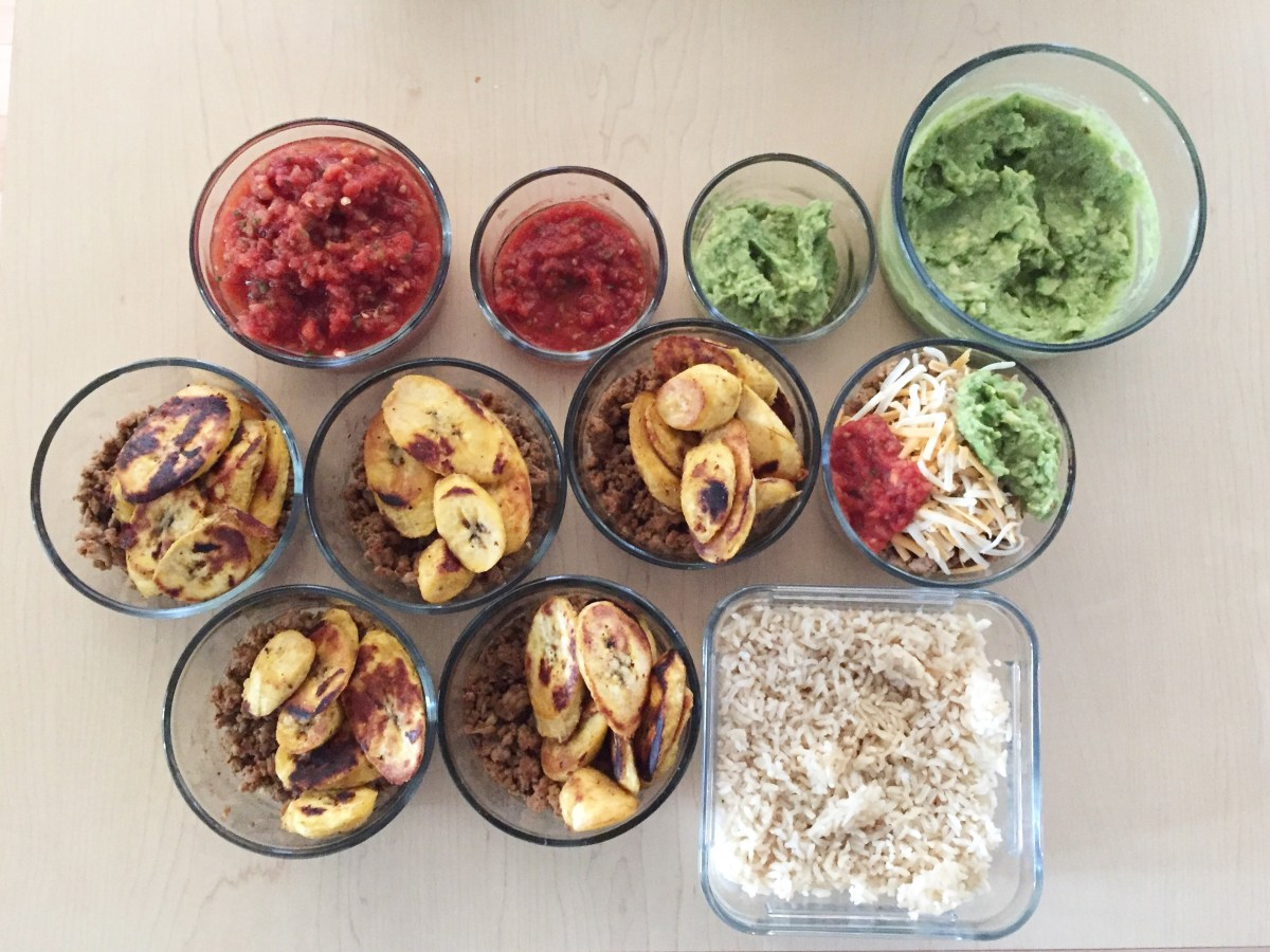Meal Prep Oct 23rd 2016