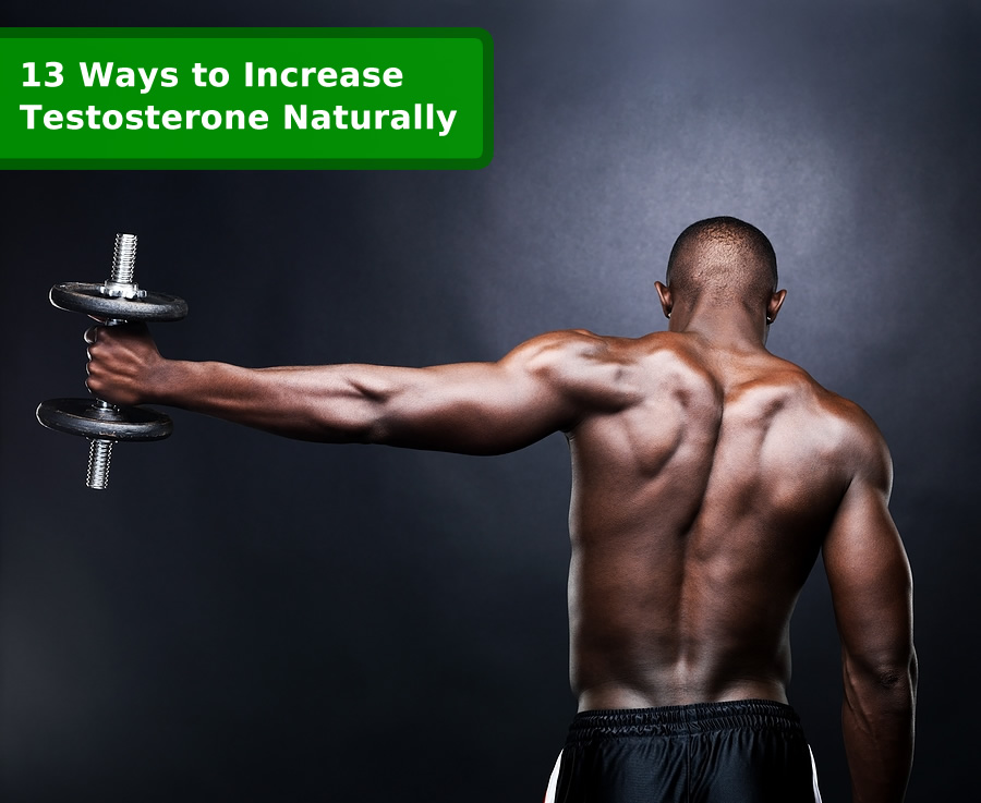 Increase Testosterone Naturally - FitBodyHQ