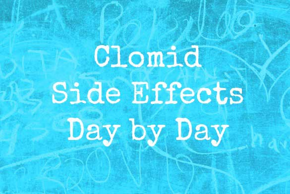 Clomid Side Effects Hello, Emotional Roller Coaster! - Fit Bottomed