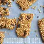 Homemade Clif Bars