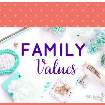 10 Family Values That Will Rock Your Household