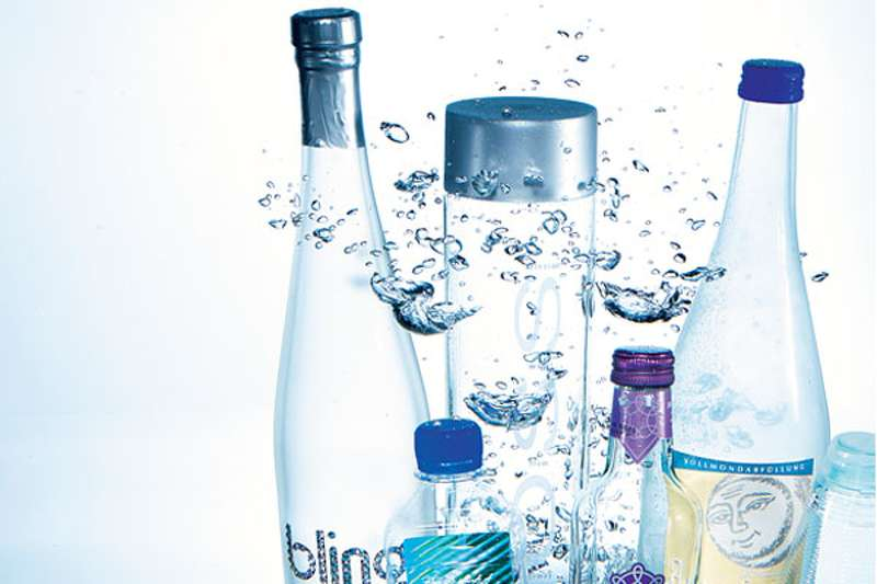 Edles Mineralwasser Edelwasser: Klarer Luxus - Fit For Fun