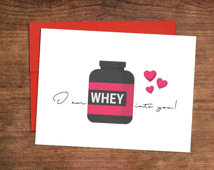 FREE Fitness Valentines Day Cards - 10 Printable Funny Valentines