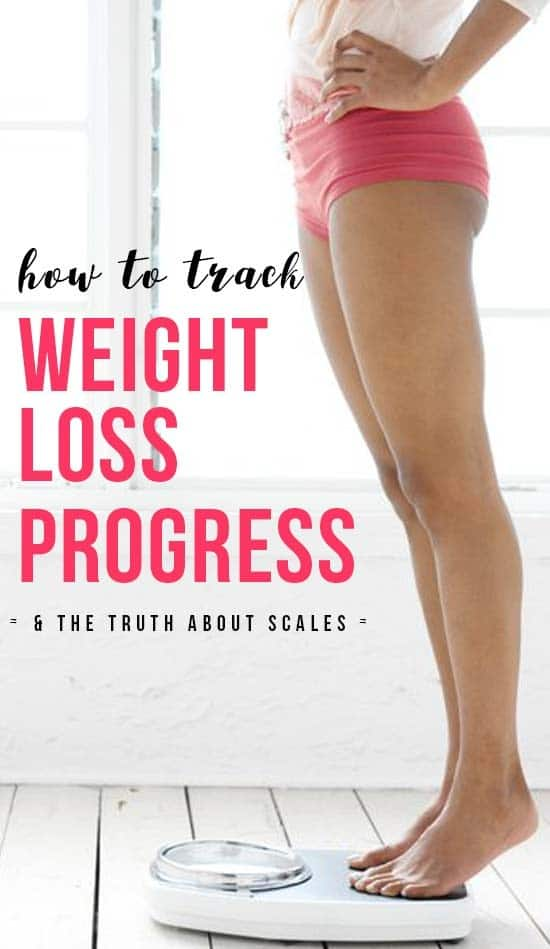 Tracking Weight Loss Progress - Why Is It Important  How To Do It