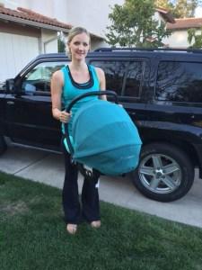 back safety infant car seat