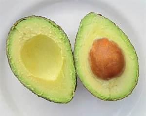 avocado IIFYM