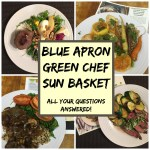sun basket green chef blue apron review